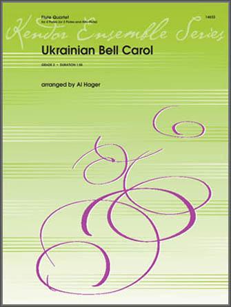 Ukrainian Bell Carol - 1st Flute