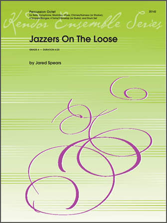 Jazzers On The Loose - Full Score