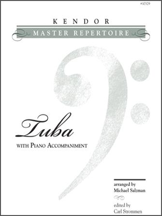 Kendor Master Repertoire - Tuba - Solo Tuba