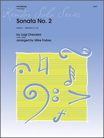 Sonata No. 2 - Piano