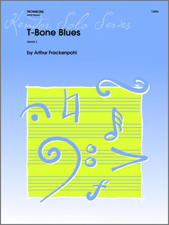 T-bone Blues - Piano