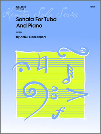 Sonata for Tuba and Piano - Piano