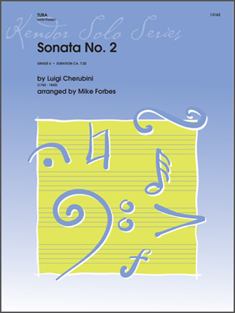 Sonata No. 2 - Piano