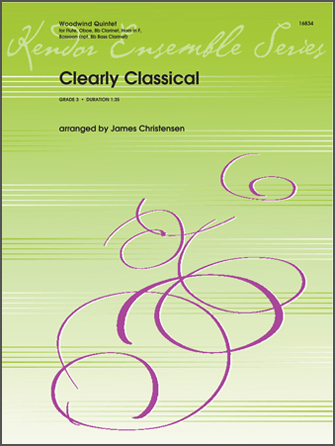 Clearly Classical - Bb Clarinet