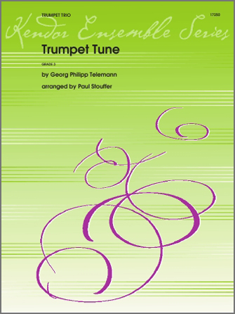 Trumpet Tune - 2nd Trumpet in Bb