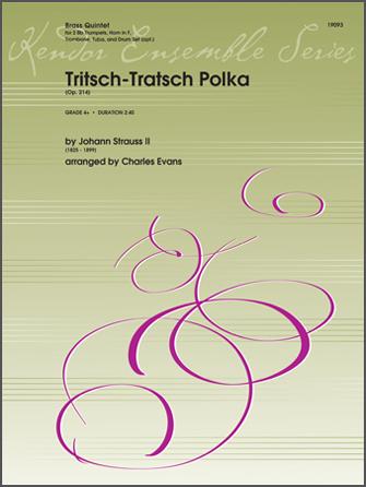 Tritsch-Tratsch Polka (Op. 214) - Trombone