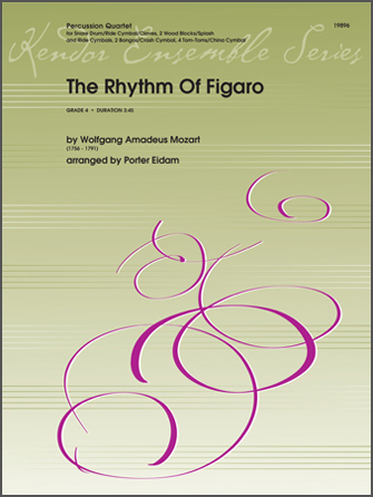 Rhythm Of Figaro, The - Full Score