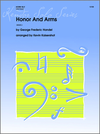 Honor And Arms (from Samson) - Solo F Horn