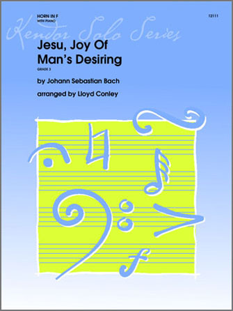 Jesu, Joy of Man's Desiring - Piano