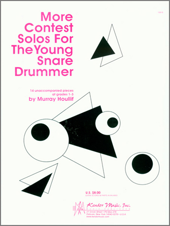 More Contest Solos For The Intermediate Snare Drummer