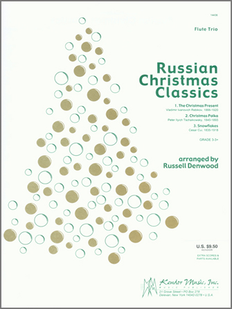 Russian Christmas Classics - Full Score