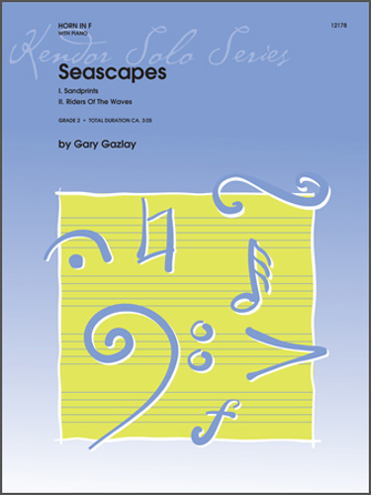 Seascapes - Solo F Horn