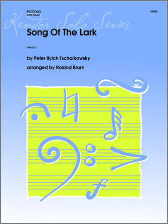 Song of the Lark - Piano