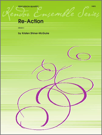 Re-Action - Percussion 1