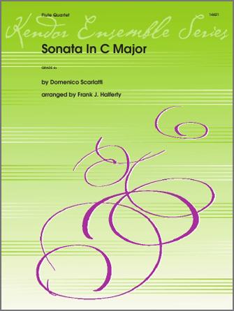 Sonata in C Major - 4th Flute