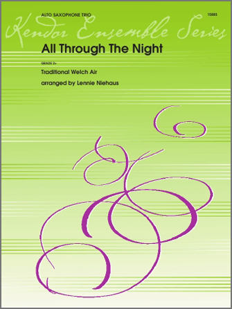 All Through the Night - 2nd Eb Alto Saxophone