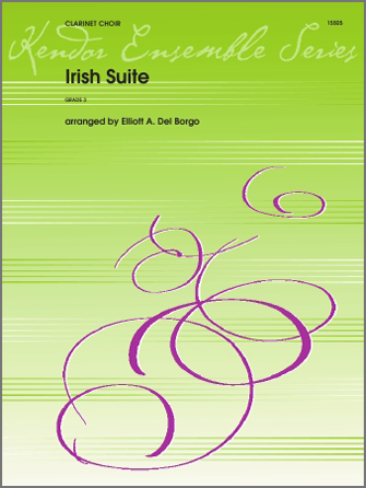 Irish Suite - 3rd Bb Clarinet