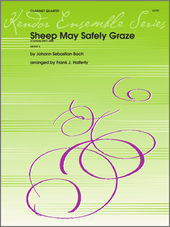 Sheep May Safely Graze (Cantata BWV 208) - 2nd Bb Clarinet