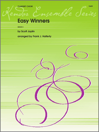 Easy Winners - Bb Bass Clarinet