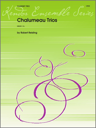 Chalumeau Trios - 2nd Bb Clarinet