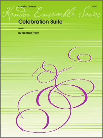 Celebration Suite - 4th Bb Clarinet