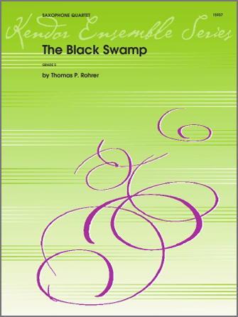 The Black Swamp - Eb Alto Saxophone