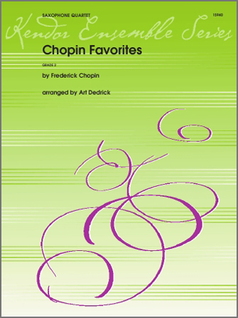 Chopin Favorites - Eb Baritone Saxophone