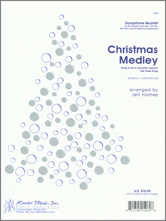 Christmas Medley - Full Score