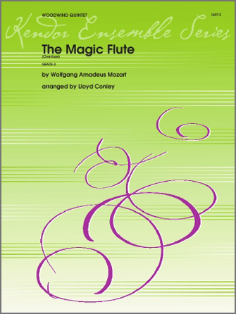 The Magic Flute (Overture) - Flute