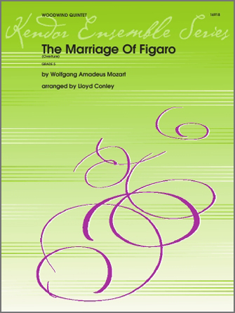The Marriage Of Figaro (Overture) - Flute