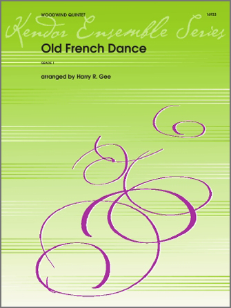 Old French Dance - Oboe