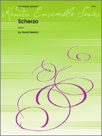Scherzo - 2nd Bb Clarinet