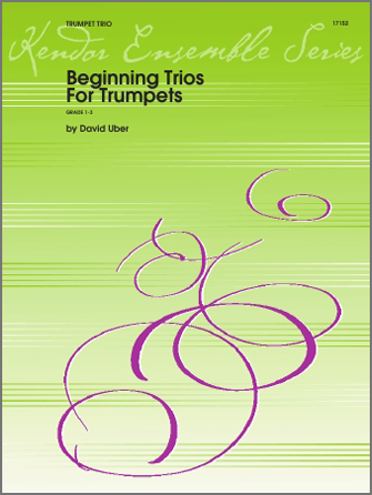 Beginning Trios For Trumpets - 1st Bb Trumpet