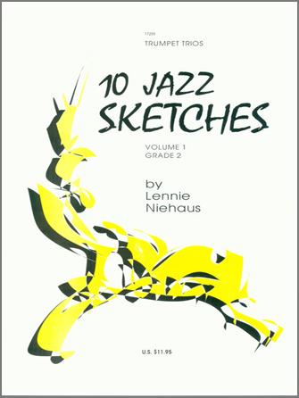 10 Jazz Sketches, Volume 1