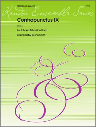 Contrapunctus IX - 3rd Trombone