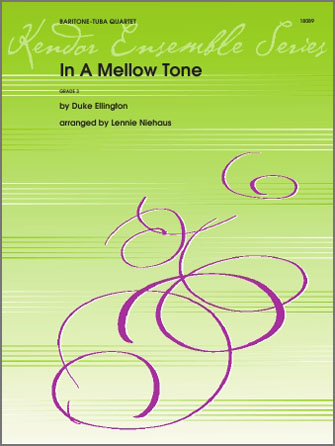 In a Mellow Tone - Tuba 2