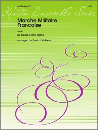 Marche Militaire Francaise - Full Score