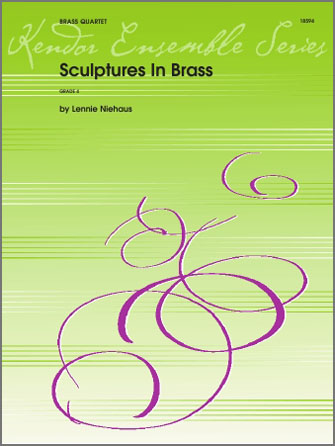 Sculptures In Brass - Full Score
