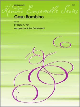 Gesu Bambino - Horn in F