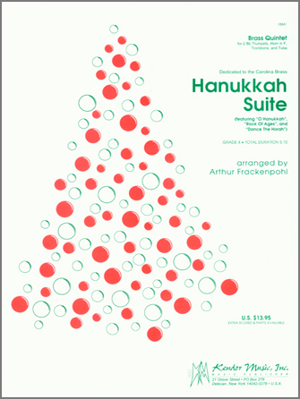 Hanukkah Suite - 2nd Bb Trumpet