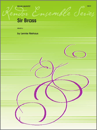 Sir Brass - 2nd Bb Trumpet