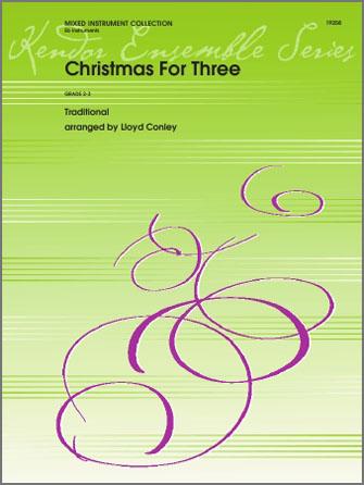 Christmas For Three - Eb Instruments