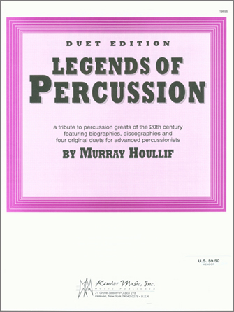 Legends Of Percussion, Duet Edition