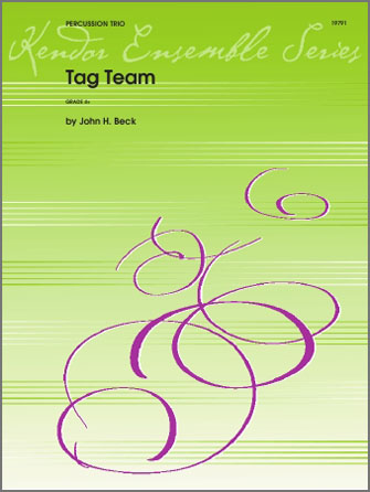 Tag Team - Full Score