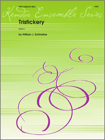 Tristickery - Percussion 1
