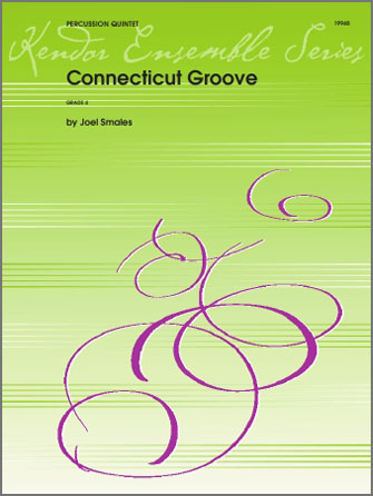 Connecticut Groove - Percussion 1
