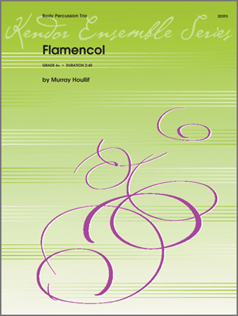 Flamenco! - Percussion 3