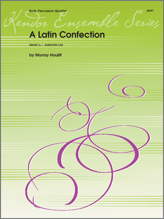 A Latin Confection - Percussion 3