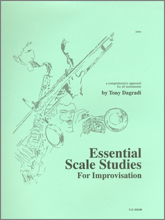 Essential Scale Studies For Improvisation