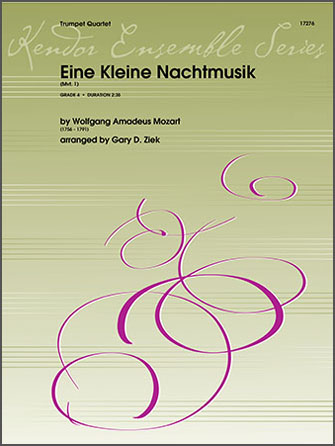 Eine Kleine Nachtmusik (Mvt. 1) - 3rd Bb Trumpet